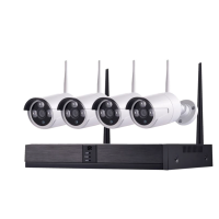 EL-4004N NVR 4 CHANNEL + 4 CAMERA- SET