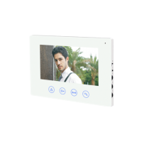 ADDITIONAL MONITOR FOR WIFI SMART VIDEO DOOR PHONE WITH ONE MONITOR