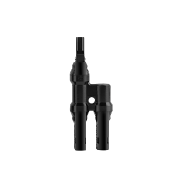 DOUBLE CONNECTOR TYPE MC4  4-6ММ² 2 MALE/1 FEMALE