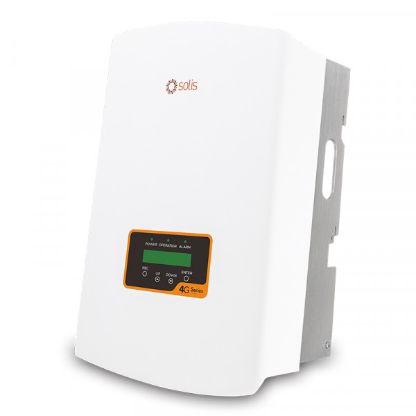 ON-GRID 1P INVERTER SOLIS-MINI-3600-4G