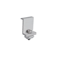 EL-EC END CLAMP FOR FRAMED PANEL 30-50MM