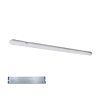 BELLA FIXTURE LED 55W(1500MM) 6500K IP65 WITH EMERGENCY BLOCK