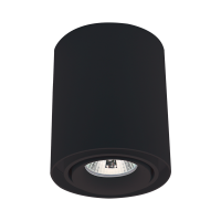 DL-044 ROUND DOWNLIGHT SURFACE MOUNTED BLACK