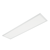 LED PANEL 48W 4000K 295X1195mm WHITE FRAME
