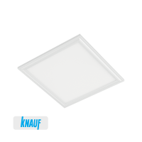 LED PANEL FOR DRYWALL 48W 6400K 595x595mm WHITE