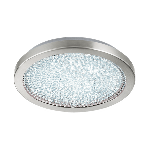ASIA LED CEILING LAMP 24W 4000K CHROME