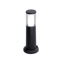 CARLO LED GARDEN FIXTURE 3.5W 4000K IP55 400mm BLACK