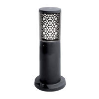 CARLO DECO LED GARDEN FIXTURE 3.5W 4000K IP55 400mm BLACK