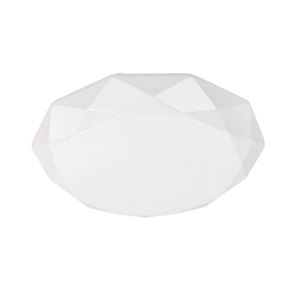 REGO LED CEILING LAMP WITH REMOTE CONTROL 18W WHITE