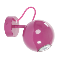 TINY WALL LAMP 1xGU10 PINK