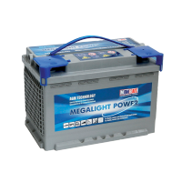 DEEP CYCLE BATTERY AGM 105Ah 12V