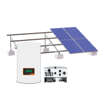ON GRID SOLAR SYSTEM SET 20КW METAL ROOF POLY