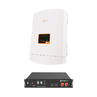 INVERTER SOLIS-RAI-3K-48ES-5G WITH BATTERY 2.4kW, SET