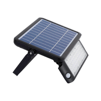 SOLAR LED FLOODLIGHT WITH SENSOR 50W IP65