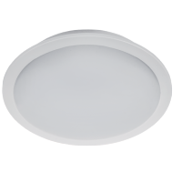 LED PANEL ROUND WATERPROOF 10W 6500K IP65