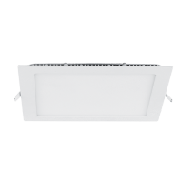 LED PANEL SQUARE RECESSED MOUNT 18W 2700-3000K