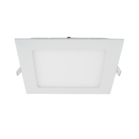 STELLAR LED PANEL SQUARE RECESSED MOUNT 18W 6500K