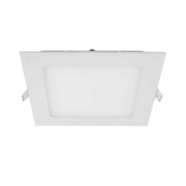 STELLAR LED PANEL SQUARE RECESSED MOUNT 18W 4000K