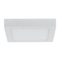 STELLAR LED PANEL SQUARE SURFACE MOUNT 18W 4000K