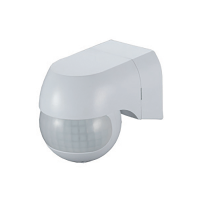 ST1 MOTION AND LIGHT SENSOR 180° WHITE