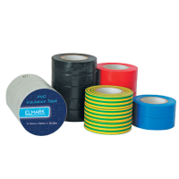 ELECTRICAL TAPE 0.15MM/19MM/20YARDS-18.28M.-BLUE
