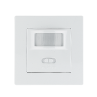 ST02A MOTION AND LIGHT SENSOR RECESSED FIXTURE