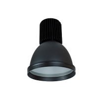 LED HIGH BAY FIXTURE MINI 30W BLACK
