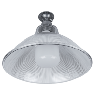 LED HIGH BAY FIXTURE ALHENA 16 40W WITH LED LAMP