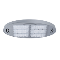 ELMARK ECO VECA SMD LED HIGH BAY 200W 5500K, IP65