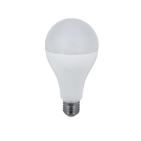 STELLAR LED LAMP PEAR A60 SMD2835 8W E27 230V WHITE