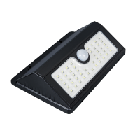 SOL45 SOLAR LIGHT WITH MOTION SENSOR 45 LED IP64